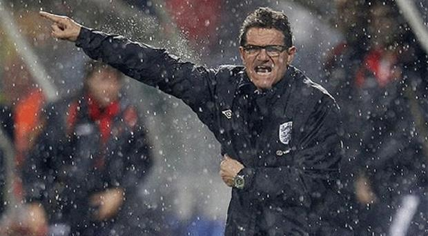 Destination Anfield? Fabio Capello is on Liverpool's growing list of successors to Kenny Dalglish