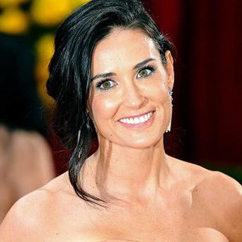 Demi Moore will play a mother in Very Good Girls