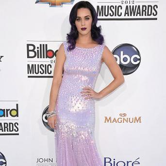 Katy Perry took her grandma to the Billboard ceremony