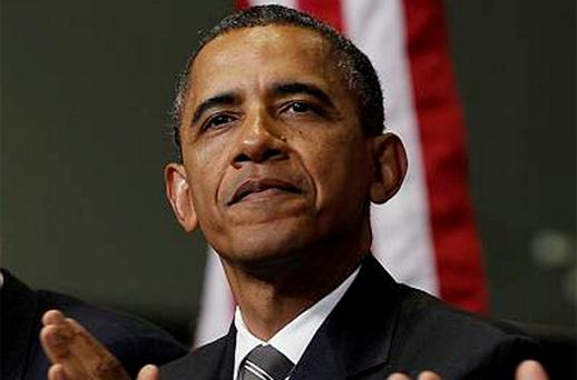 Barack Obama: accused of 'strangling' church with healthcare policies