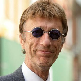 Bee Gees star Robin Gibb has died