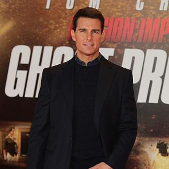 Tom Cruise is being linked to a remake of The Magnificent Seven