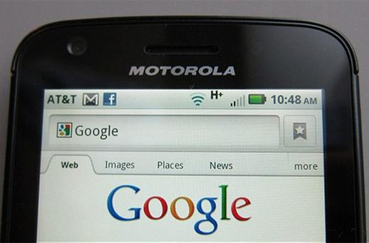 Google argued it did not violate Oracle's patents and that Oracle cannot copyright certain parts of Java. Photo: Reuters