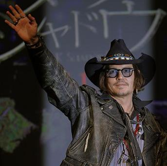 Johnny Depp has been made an honorary member of the Comanche tribe