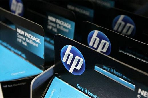 News of the job losses overshadowed the release on Wednesday of HP's latest quarterly results. The company's profits and revenues were both better than analysts had estimated. Photo: Getty Images