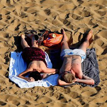 More than two-thirds of couples have an argument while on holiday, a new poll has found
