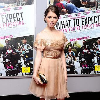 Anna Kendrick will try out her singing voice in Pitch Perfect