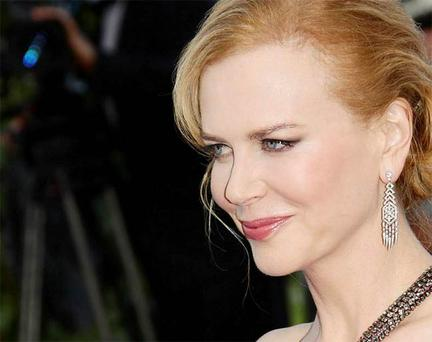 Nicole Kidman attends the 'The Paperboy' premiere during the 65th Annual Cannes Film Festival