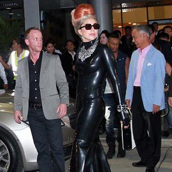 Lady Gaga has caused offence in Thailand with her fake Rolex comment