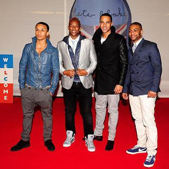 Aston Merrygold and Marvin Humes have quit drinking ahead of the match