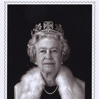 A hologram portrait of the Queen will appear on a 10-pound stamp to be issued by Jersey (Jersey Heritage/PA)