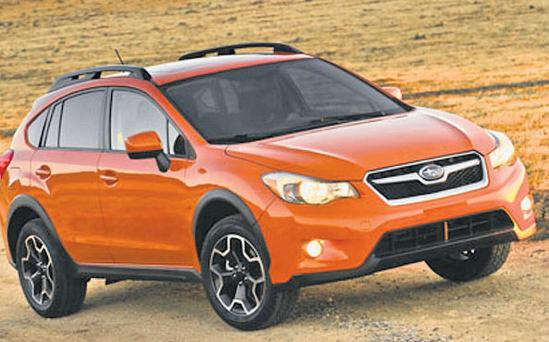 CONTEMPORARY: The Subaru XV is a very strong contender in the premium crossover/SUV stakes but has real, rough, country driving ability as well