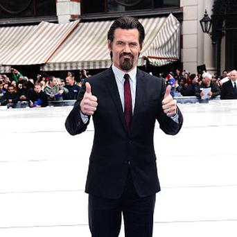 A drunken impression resulted in a film role for Josh Brolin