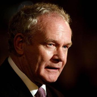 Dissident republicans opposed to the peace process are the enemies of Ireland and are engaged in pointless violence, Martin McGuinness has said