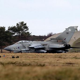 A community group has bought a former RAF base from the Ministry of Defence for one pound