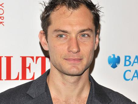 Jude Law. Photo: Getty Images