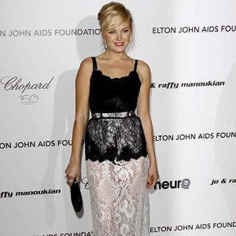 Malin Akerman could take on the role of Debbie Harry in CBGB