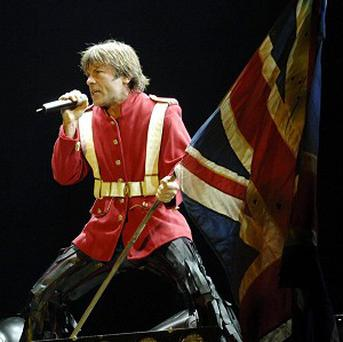 Iron Maiden's Bruce Dickinson praised the band's loyal fans
