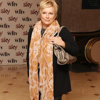 Jennifer Saunders has been talking about the Ab Fab movie