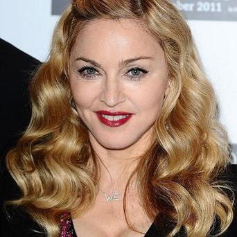 Madonna turned Express Yourself into Born This Way as she rehearsed for her tour in Israel