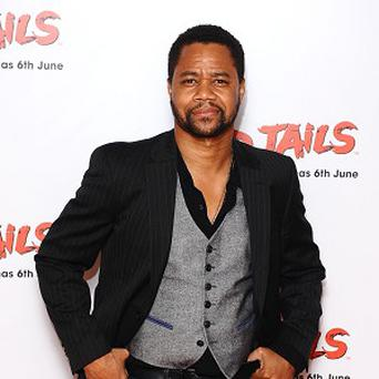 Cuba Gooding Jnr is excited about his role in The Butler