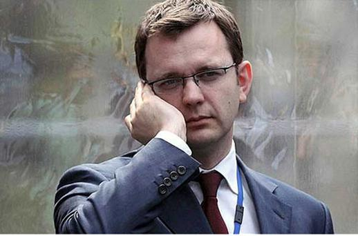 Andy Coulson. Photo: AP