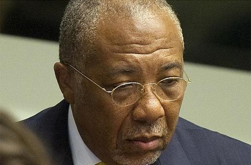 Former Liberian President Charles Taylor. Photo: AP