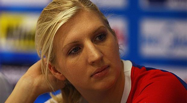 Upset: Rebecca Adlington will avoid Twitter during the Games. Photo: Getty Images