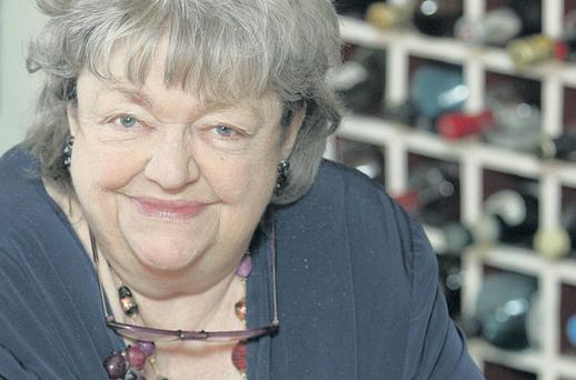 Maeve Binchy: '70 is only an age on a passport'