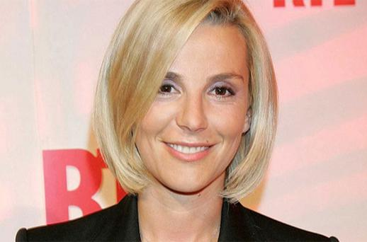Laurence Ferrari, 45, was a surprise choice to take over the most prominent news-reading role