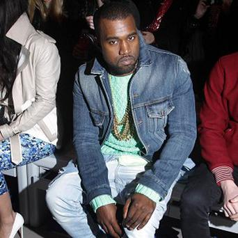 Kanye West wants to design theme parks and give people new 'entertainment experiences'