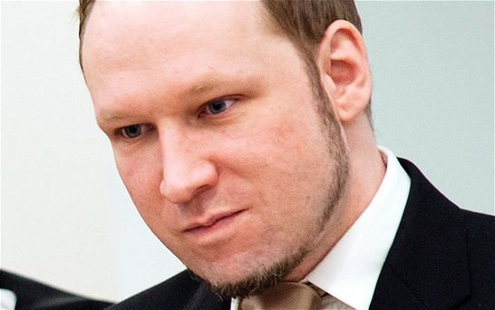 Norway's lavishly funded, liberal prisons have come under world scrutiny since Breivik's attacks Photo: EPA