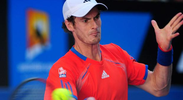 ANDY Murray defied a crippling back spasm to record one of the most extraordinary wins of his career