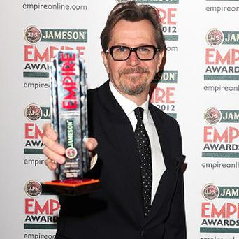 Gary Oldman will play a taxidermist in Monster Butler
