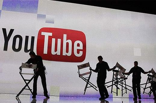 YouTube could use '.youtube' to simplify its channel addresses. Photo: AP