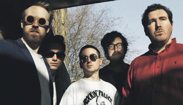 Oddball Londoners: A new label for Hot Chip