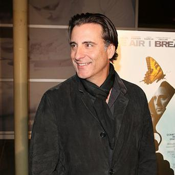 Andy Garcia said it was easy to commit to his latest movie