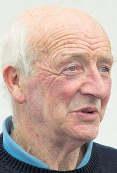 Tom Creed, a brother of the three pensioners, describes the bloody scene that greeted him when he went to the family house after a call from his brother and sisters