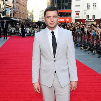Ben Drew arriving at the UK premiere of Ill Manors at the Empire Cinema, Leicester Square