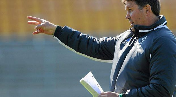 Gert Smal is happy with the decision he made to turn down the chance of coaching South Africa