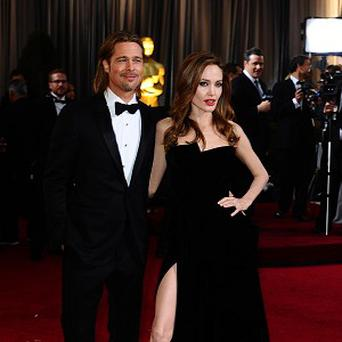 Brad Pitt and Angelina Jolie are apparently having problems with their drains