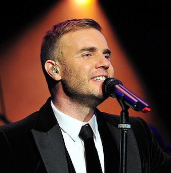 Gary Barlow's musical celebration of the Diamond Jubilee has topped the UK albums chart