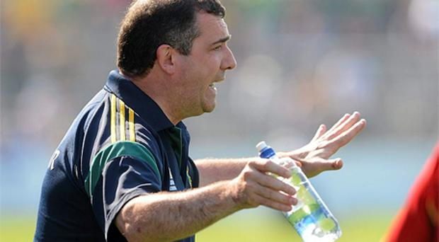 Meath manager Seamus McEnaney. Photo: Sportsfile