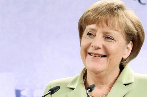 German Chancellor Angela Merkel. Photo: Reuters