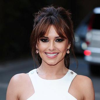 Cheryl Cole gets annoyed that she is always asked about Simon Cowell