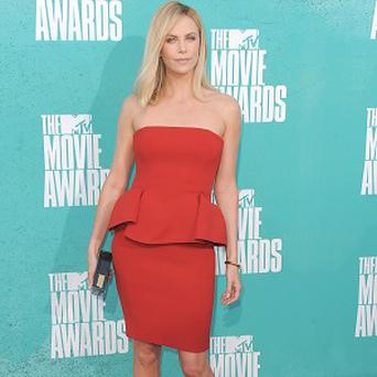 Charlize Theron is one of the stars of Snow White And The Huntsman