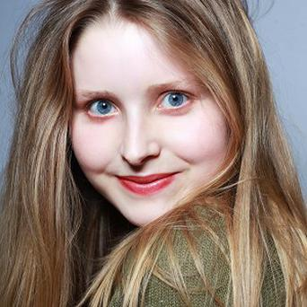 Jessie Cave was reunited with some Harry Potter castmates in Great Expectations