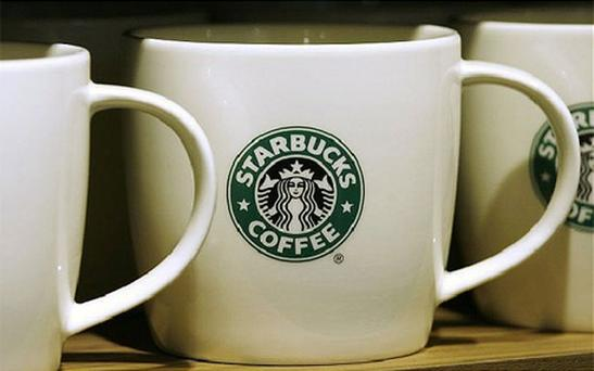 Starbucks has been forced to apologise after inviting its Irish Twitter followers to 'Show us what makes you proud to be British'