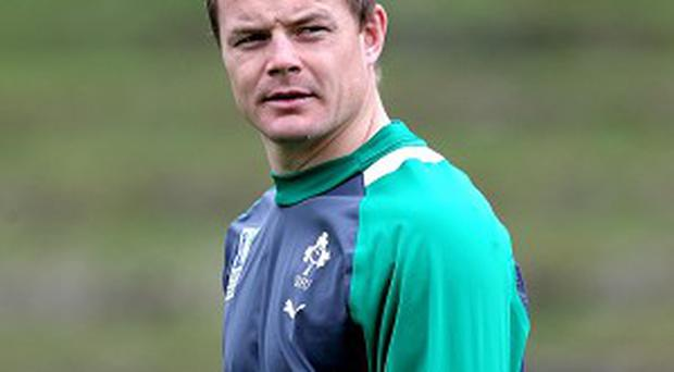 New Zealand's players are wary of the threat posed by Brian O'Driscoll