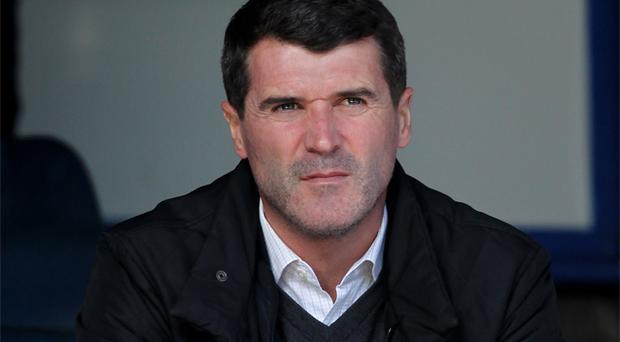 Roy Keane: worried about Ireland's ability to hold onto the ball. Photo: Getty Images